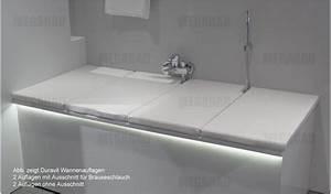 Abdeckung Für Badewanne : duravit 2nd floor wannenauflage 80 x 45 cm 79182800000000 megabad ~ Frokenaadalensverden.com Haus und Dekorationen