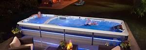 Dual Temp Swim Spa Swim Spa Hot Tub Hot Tub Swim Spa