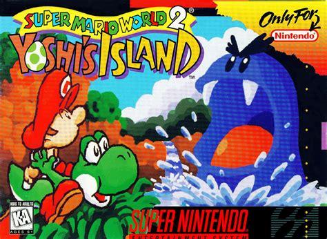 Super Mario World 2 Yoshis Island Game Giant Bomb