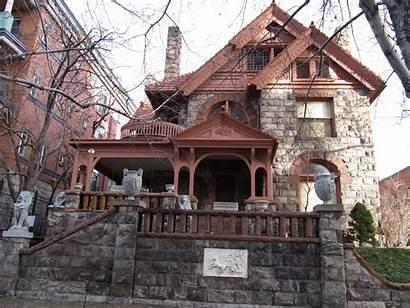 Molly Brown Denver Colorado Haunted Museum Historic
