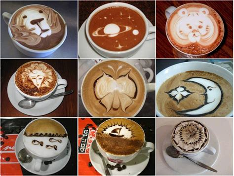 How To Make Your Own Foam Latte Art