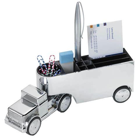 really cool desk accessories troika office trucker desk accessory