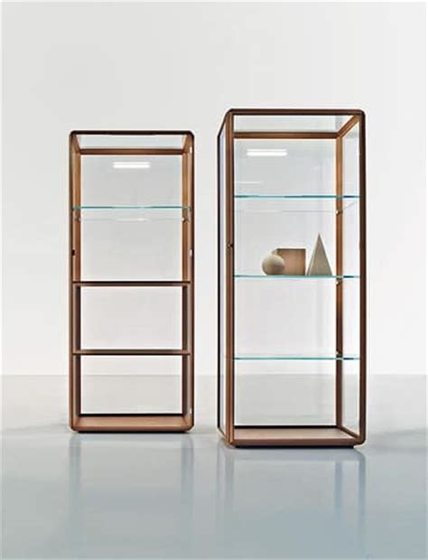 wooden showcase essential style high design idfdesign
