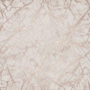 metallic marble wallpaper rose gold fine decor fd