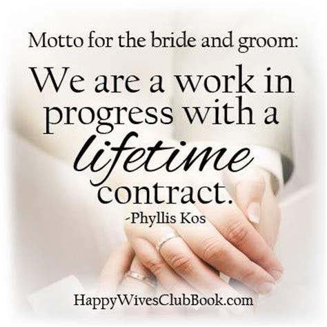 motto   bride  groom happy wives club