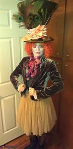Coolest Mad Hatter Costume for Women