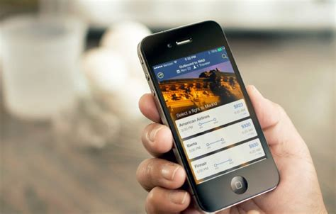 Booking Mobile by Mobile Travel Booking Outpacing Other Purchases On Phones
