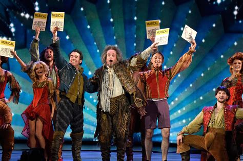 Is an original musical comedy with a book by john o'farrell and karey kirkpatrick and music and lyrics by karey and wayne kirkpatrick. 10 Musicals Based on Shakespeare