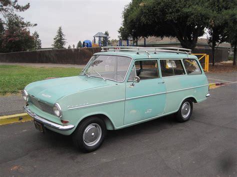 Opel Kadett Wagon by 1965 Opel Kadett For Sale 2006272 Hemmings Motor News