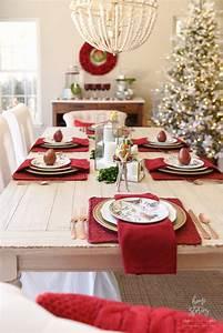 How, To, Set, An, Informal, Table, 12, Days, Of, Christmas, Table, Setting