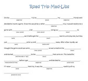 baby mad libs day 247 road trip mad libs guess what i did today