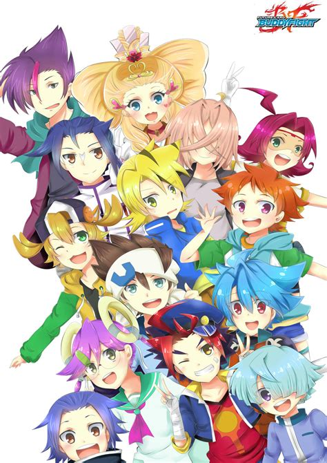 Future Card Buddyfight By Xenaodin On Deviantart