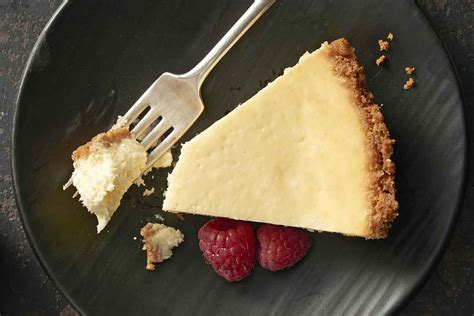 easy cheese cake easy cheesecake recipe king arthur flour