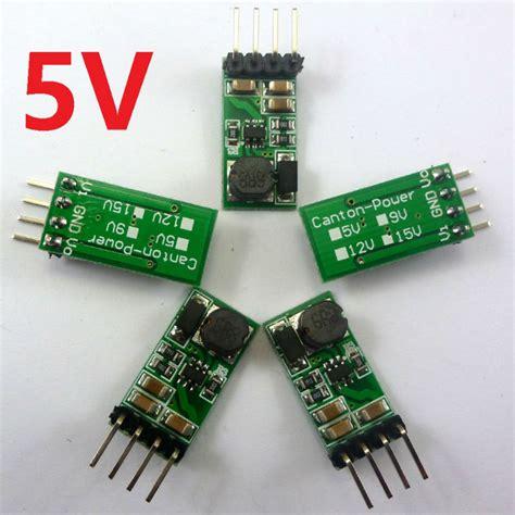 5x dc dc step up boost converter module 3v 3 3v 3 7v to 5v