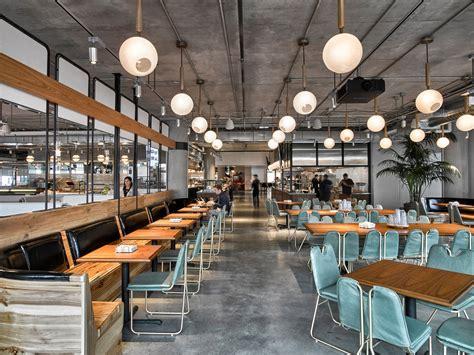Studio Kitchen Ideas - avroko designs a workplace cafeteria for dropbox