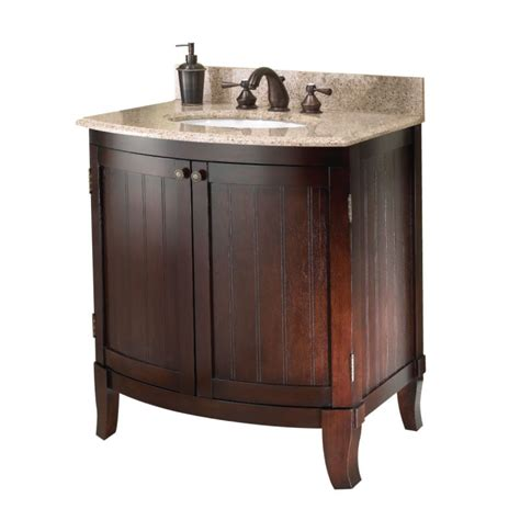 30 Inch Bathroom Vanity With Sink by Foremost Blcvt 3021 Cherry Bellani 30 Quot Bathroom