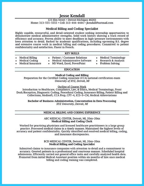 Billing Specialist Resume Exles by Exciting Billing Specialist Resume That Brings The To You