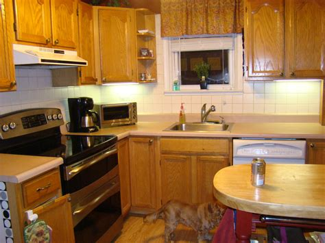 Kitchen Redecorating Suggestions Needed (granite, Panel