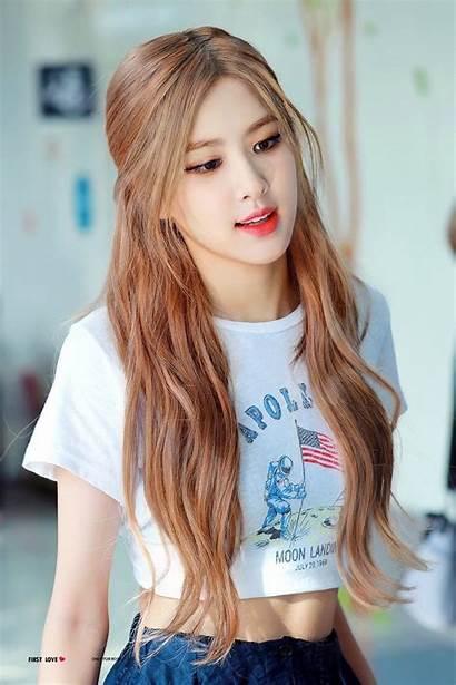 Blackpink Rose Kpop Chaeyoung Park Cantik Songs