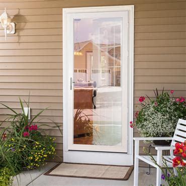 warranty information larson storm doors