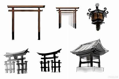 Japanese Architecture Traditional Characteristics Architectural Houses Contemporary