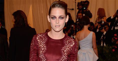 Kristen Stewart At The Met Gala 2013 Popsugar Celebrity