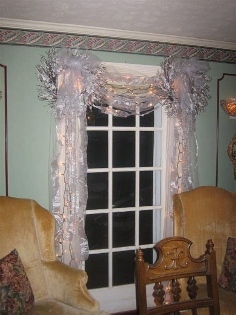 french doors  dining room christmas decorations james