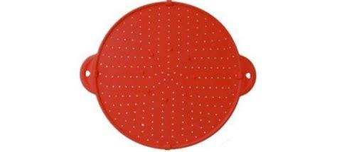 cuisiner avec cookeo couvercle et grille anti projection en silicone