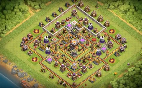 th8 to th11 farming trophy clash of clans town 11 newhairstylesformen2014 th8