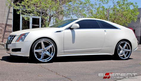 Cadillac Cts With 24 Inch Rims
