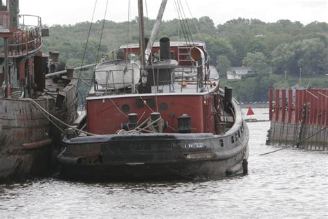 Tugboat Museum by River Tugboat Museum