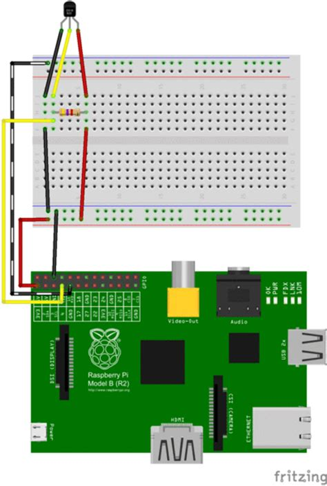 sensors temperature with the 1 wire interface and the ds18b20 the pi hut