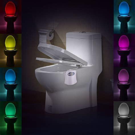 toilet bowl light automatic led motion sensor l toilet bowl