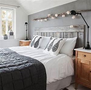 Tete De Lit Bleu : diff rents mod les de t te de lit ~ Premium-room.com Idées de Décoration