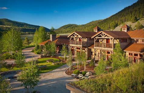 Häuser Kaufen In Montana Usa by Ranch At Rock Creek Montana