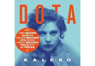 Dota   MASCHA KALEKO (+ BONUS CD) - (CD) Dota auf CD ...