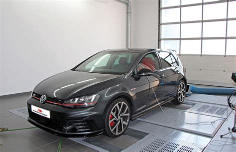 golf 7 gti clubsport golf 7 gti clubsport speed buster die tuning maxime