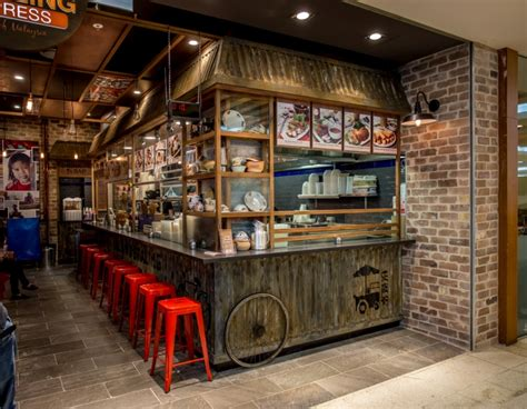 cuisine express petaling express restaurant by envision design