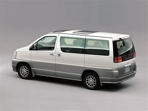Nissan Elgrand Modification by Nissan Elgrand Technical Specifications And Fuel Economy