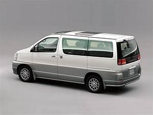 Nissan Elgrand  E50  3 3 I V6  170 Hp  4wd