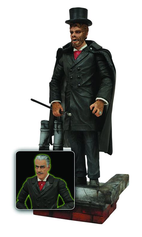 Universal Monsters Select Jekyll Hyde Action Figure From