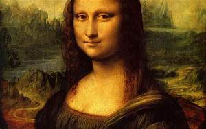 Mona Lisa HD Wallpaper Leonardo Da Vinci Art #1576 ...