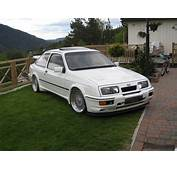 Ford Sierra RS 500 Cosworth 1988 In White  Revival Sports