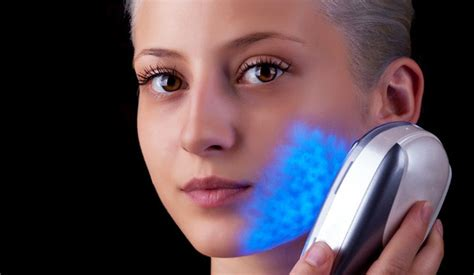 blue light therapy sad light therapy for skin related treatment