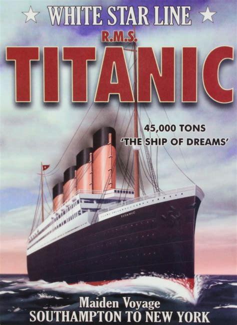 maritimequest rms titanic  titanic memorabilia page