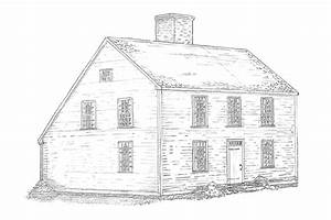 Early New England Homes