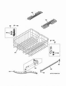 Ge Gdf520psd0ss Dishwasher Parts