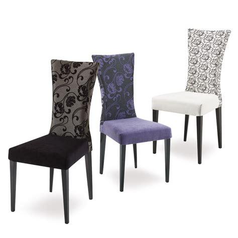 chaise fauteuil salle à manger idée chaises de salle a manger tissu