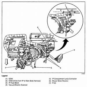 2000 Focus Wiring Diagram For Blower