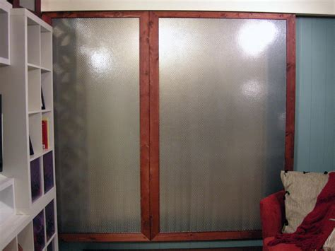How To Adjust Sliding Closet Doors by How To Build Sliding Closet Doors Hgtv